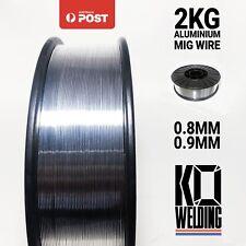 2KG | SUPERIOR (ER5356) Aluminium MIG Gun Wire Spool | 0.8mm/0.9mm | KO WELDING