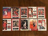 John Wall - Washington Wizards - 10 Basketball Card Lot - No Duplicates