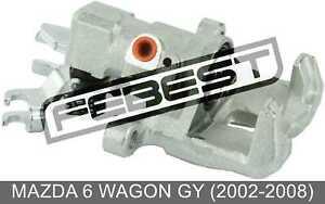 Rear Left Brake Caliper Assembly For Mazda 6 Wagon Gy (2002-2008)