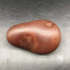 Natural Large Tumbled Stone Agate Quartz Crystal Healing Mineral Paperweight