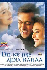 Dil Ne Jise Apna Kahaa (Hindi DVD) (2004)(English Subtitles)(Brand New Original)