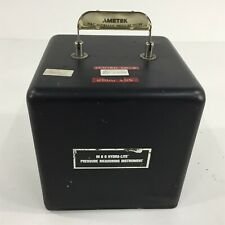 Ametek M&G Hydra-Lite Pressure Measuring Instrument HLG-20 Deadweight #3