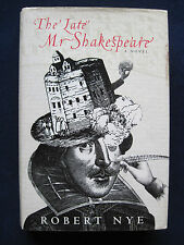 SHAKESPEARE NOVEL - PETER O'TOOLE's COPY - SIGNED by O'TOOLE wi Estate Label