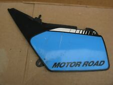 Cache latéral gauche pour moto Suzuki 125 DR