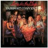 FAIRPORT CONVENTION - RISING FOR THE MOON (REMASTERED)  CD 11 TRACKS POP  NEU