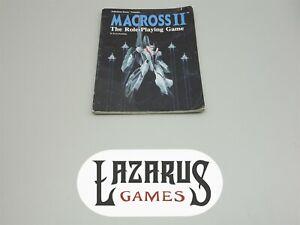 Palladium Presents: Macross II - The Role-Playing Game rulebook