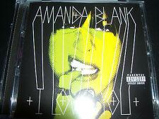 Amanda Blank I love You (Australia) CD - Like New