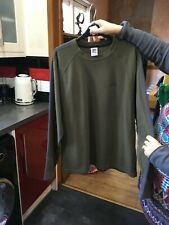 the north face fleece top size l/g