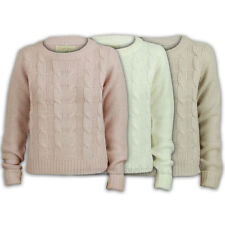 Jersey de mujer de color principal crema