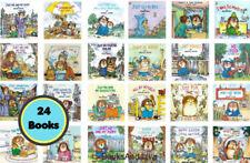 Little Critter Complete Look-Look by Mercer Mayer (24 paperbacks)