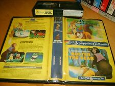 Betamax *PETER COTTONTAIL:BUSTER THE BEAR* MEGA RARE Pre Cert - Star Video Issue