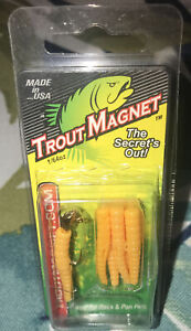 Trout Magnet 1/64 Oz 1-1/2 Inch Salmon Fix Jig Fishing Lure