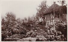 DAILY MAIL IDEAL HOME EXHIBITION 1926 - A PEACEFUL RETREAT, REAL PHOTO NO. 7