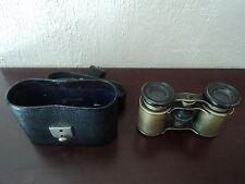 Binoculares pequeño Vintage/Gafas de ópera con estuche original.