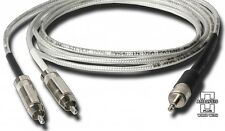 Analysis Plus Premium iPod Mini Stereo to Rca Cable - Length 1 Meter