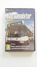 Bus Simulator Deluxe PC NEUF!
