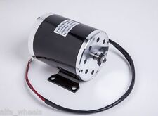 36V 500 Watt Electric Starting Motor w Base Unite Fits EVO Scooter MY1020 RM