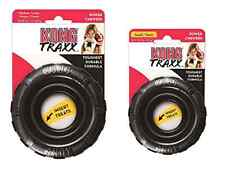 Kong Extreme Dog Toy KONG Tires Kong Dog Toy Small KONG Traxx Small Dog Chews
