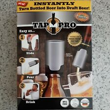 New Tap Pro Turn Bottled Beer Into Draft Instantly As Seen On Tv, Free Shipping!