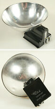 STEREO REALIST CAMERA FLASH BULB PHOTOFLASH REFLECTOR