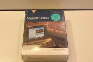 "MIB Microsoft Windows 3.0 Operating System 3.5"" Floppy Discs"