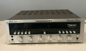MARANTZ 2250b Stereo Receiver ~ Nice, fully functioning unit!