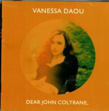 Vanessa Daou Dear John Coltrane   BRAND  NEW SEALED  CD
