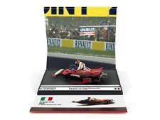 Ferrari F1 312T5 #2 Italia Gp 1980 Villeneuve (Gilles Tosaerba) BRUMM 1:43 AS62