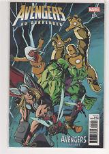 Avengers #675 classic Team variant Thor Hulk Iron Man Ant-men 9.6