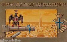 # MILITARI: 2° REGGIMENTO ARTIGLIERIA CAMPALE PESANTE