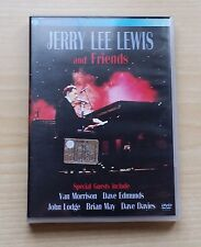 JERRY LEE LEWIS AND FRIENDS - DVD