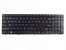 New Keyboard For IBM Lenovo IdeaPad N580 N581 N585 N586 Black With Frame