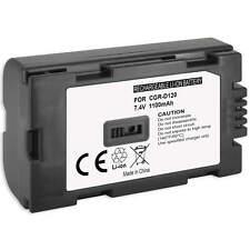Akku CGR-D120 für Panasonic NV-EX1, EX3, EX21, GS1, GS3, GS4, GS5, GX7, MG3, MX1