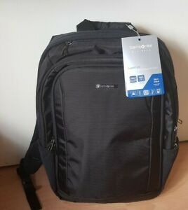 """Samsonite Guard It 2.0 Backpack for PC Laptop Notebook up to 15.6 """"Black. BNWT"""