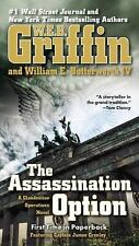 The Assassination Option (A Clandestine Operations Novel) by Griffin, W.E.B., B