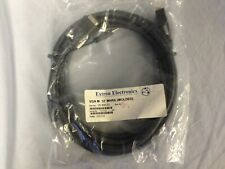 Extron 26-490-03 VGA M 12' MHRA Cable Molded Connectors