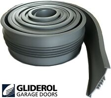 2.5 M x Genuine Gliderol GARAGE PORTA INFERIORE Weather Seal Trim DA TIRO Excluder