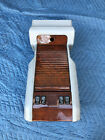 Leather MERCEDES C140 W140 CL500 CL600 REAR SEAT WOOD CONSOLE S500 S600 COUPE