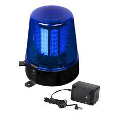 JB Systems LED Polizeilicht blau police light Rundumleuchte Warnleuchte NEU