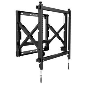 Video Wall Mount and Recessed TV Bracket Landscape Pop Out Cinema Suits 40-70 TV