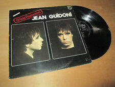 JEAN GUIDONI crime passionnel ASTOR PIAZZOLLA - PHILIPS Lp 1982