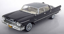1957 Imperial Crown Southampton 4door Black by BoS Models LE of 1000 1/18 Scale.