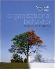 Organizational Behavior:  Key Concepts, Skills & Best Practices-ExLibrary