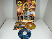 FireFighter: In the Line of Duty (PC, 2000) - Rare Big Box PC Game
