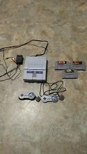 Super Nintendo SNES Console w/ Zelda A Link To The Past Lion King + TESTED