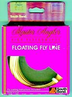 South Bend Ivory WF-7-F Floating Fly Fishing Line (New - Old Stock)