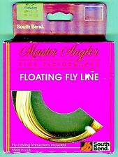 South Bend Ivory WF-7-F Floating Fly Fishing Line (Old Stock)