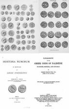 Grand collection (180+ books) of catalogues of Greek and Roman coins on DVD