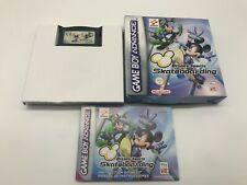 Nintendo Game Boy Advance Spiel Disney Sports Skateboarding mit OVP u. Anleitung