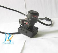 New 700TVL RJ45 Internent 2.8--12mm focal IP network spy CCTV color nanny camera